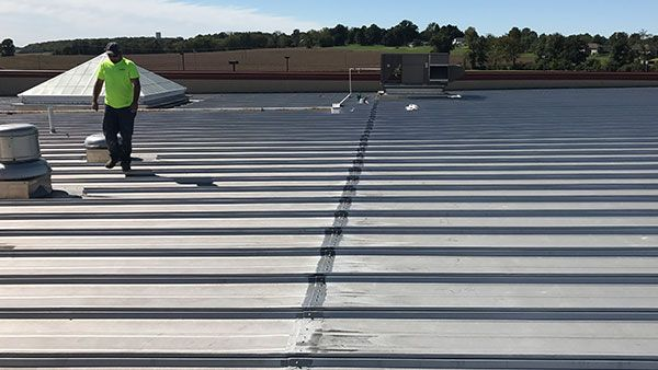 Benefits of H.E.R. Sealant for Metal Roofing Restoration