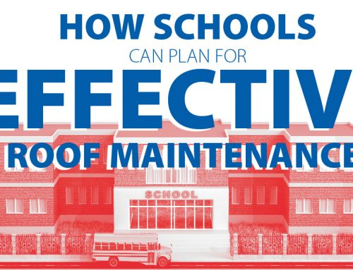 How Schools Can Plan For Effective Roof Maintenance