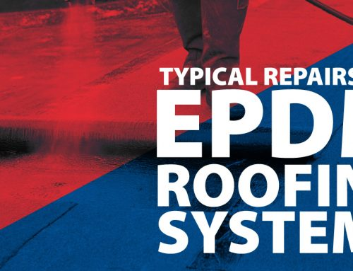 Typical Repairs for EPDM Roofing Systems